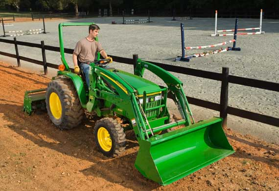 john derre 3005 compact tractor